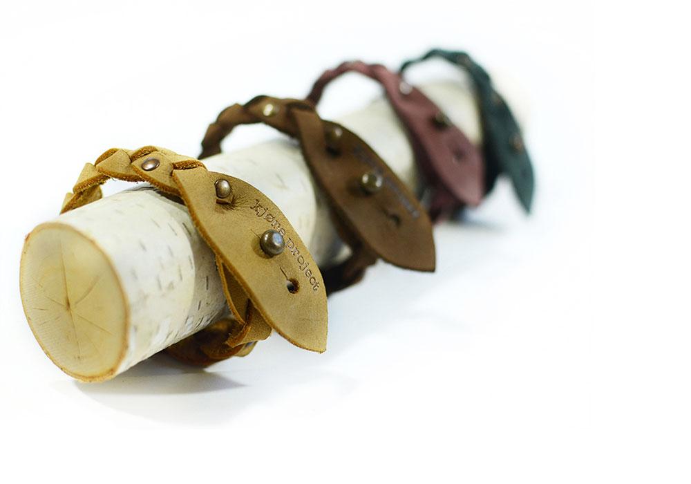 Twine Cut Bracelet